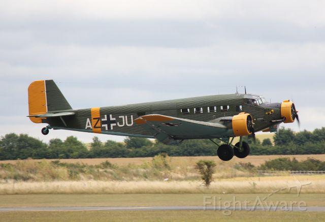 JUNKERS Ju-52/3m (F-AZJU) - Photo: 12.07.2015