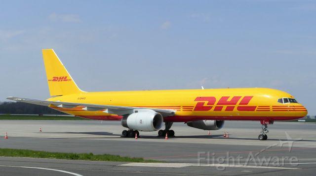 Boeing 757-200 (G-DHKD) - Photo taken on April 30, 2021