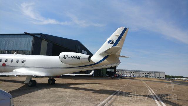 IAI Gulfstream G150 (AP-MMM)