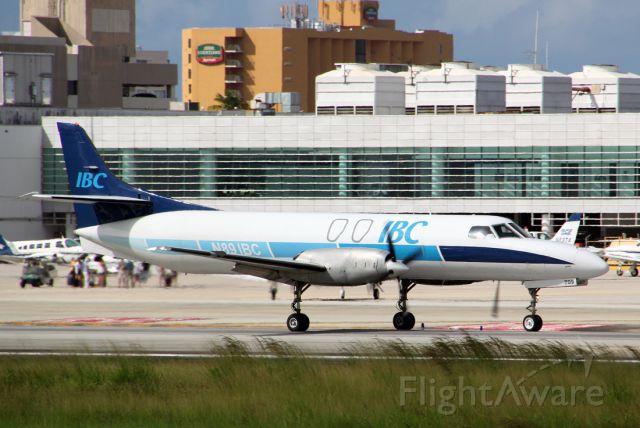 Fairchild Dornier SA-227DC Metro (N891BC)