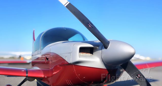 Grumman AA-5 Tiger (N9690U)