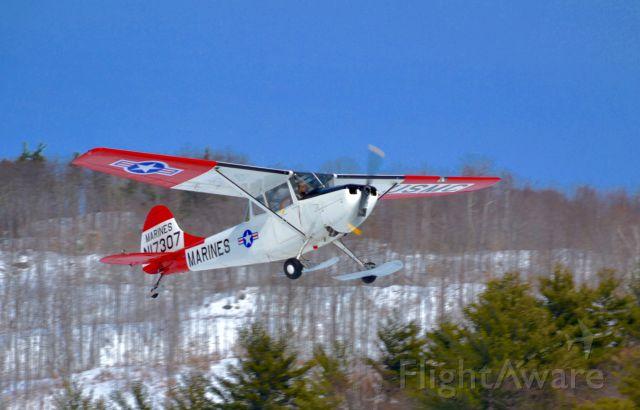 Cessna L-19 Bird Dog (N17307)