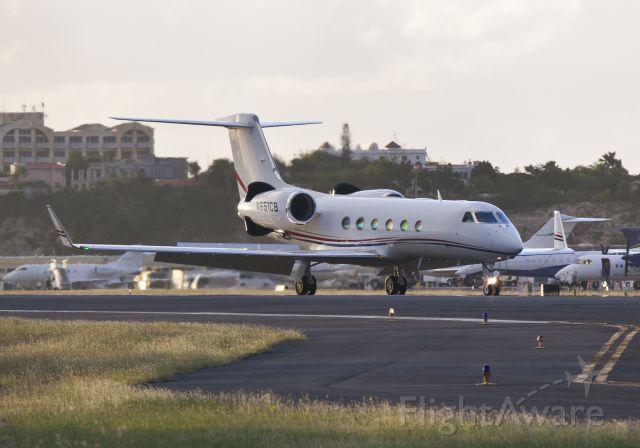 Gulfstream Aerospace Gulfstream IV (N851CB)