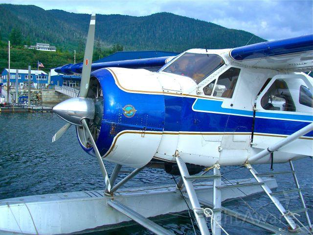 N5160G — - Misty Fiord Flight