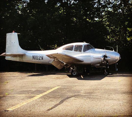 N102N — - A rare bird- Temco D-16