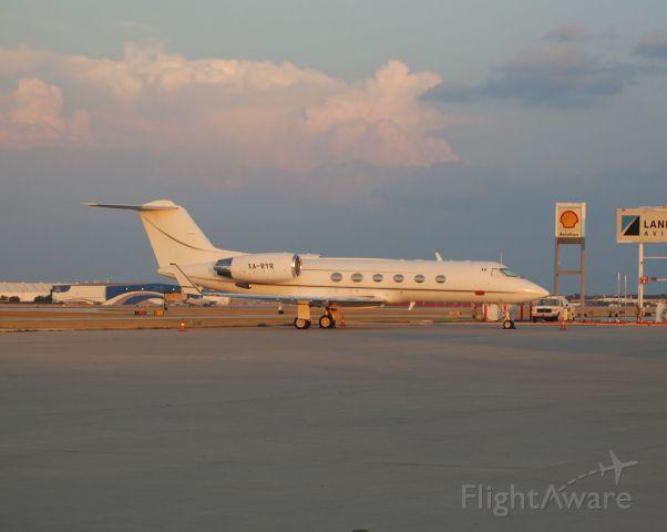 Gulfstream Aerospace Gulfstream IV (XA-RYR)