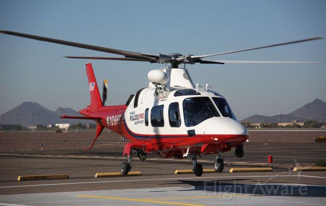 SABCA A-109 (N109FB)