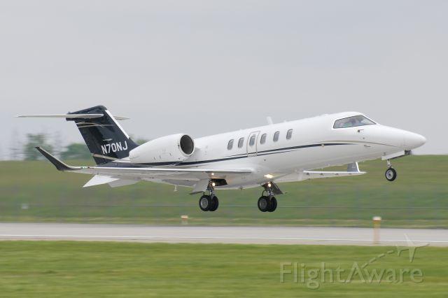 Bombardier Learjet 70 (N70NJ)