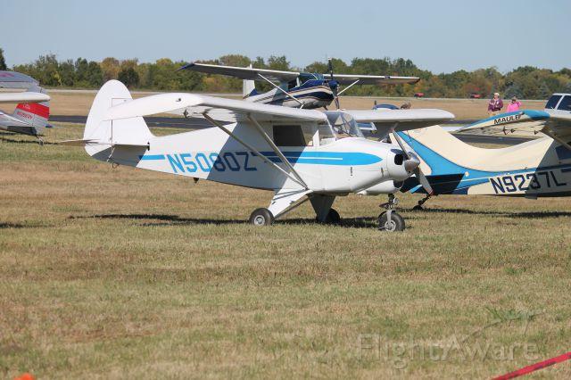 N5080Z — - Bonham, Texas Air Show 11/2/13