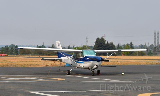 Cessna Cutlass RG (N274GT) - Cessna 172RG Cutlass RG N274GT in Spokane Felts Field