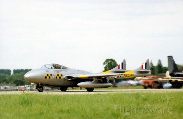 F+W EMMEN Vampire (WSF589) - Air Fair 1998