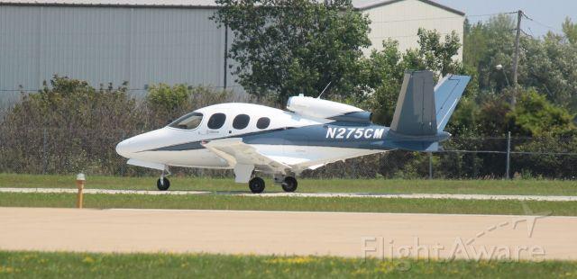 Cirrus Vision SF50 (N275CM) - AirVenture 2021