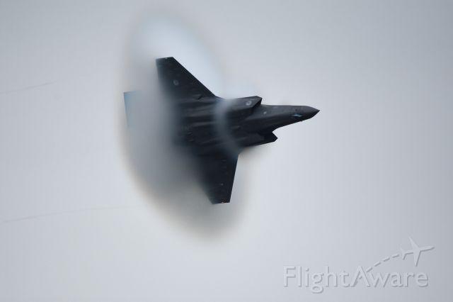 Lockheed F-35C — - Luchtmachtdagen 2016, Leeuwarden Airbase Netherlands.