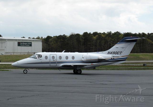 Beechcraft Beechjet (N490CT)