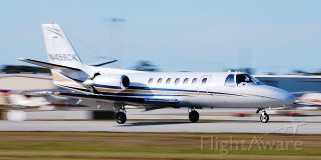 Cessna Citation V (N458CK)