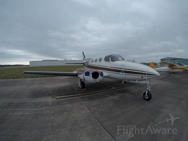 Cessna 340 (N340TC)
