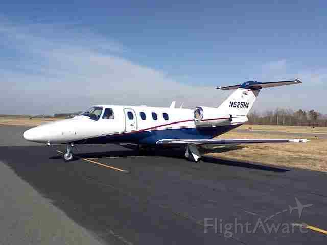 Cessna Citation CJ1 (N525HA)