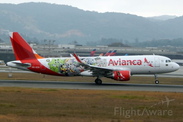Airbus A320 (PR-OCN)
