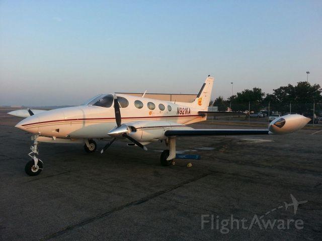 Cessna 340 (N921KA)