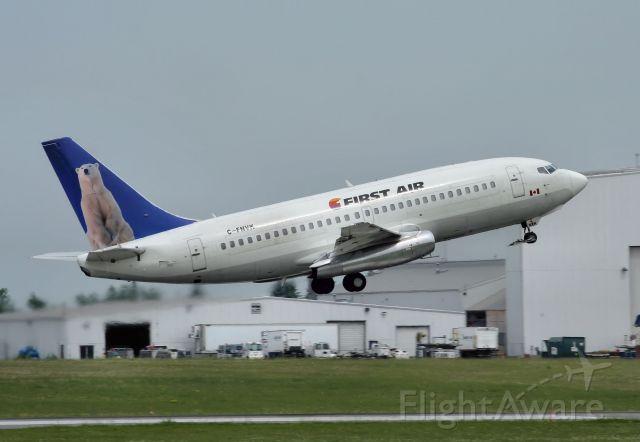 Boeing 737-200 (C-FNVK)
