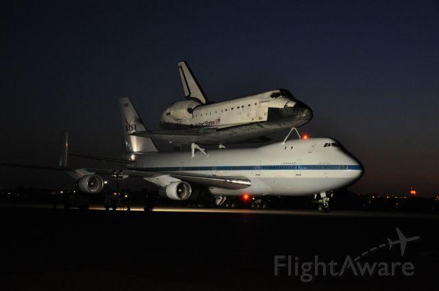 Boeing Shuttle Carrier (N905NA)