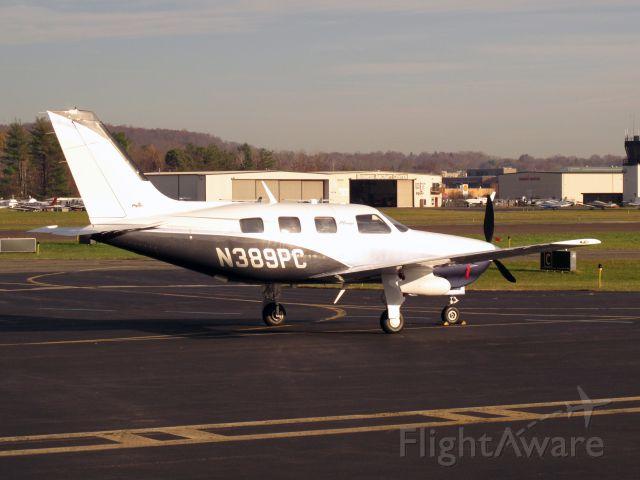 Piper Malibu Mirage (N389PC) - Fast aicraft!