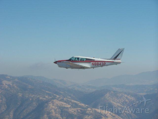 Piper PA-24 Comanche (N8843P)