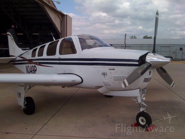 Beechcraft Bonanza (36) (N349P)