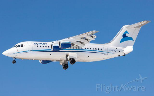 Avro Avroliner (RJ-85) (C-FLRJ)
