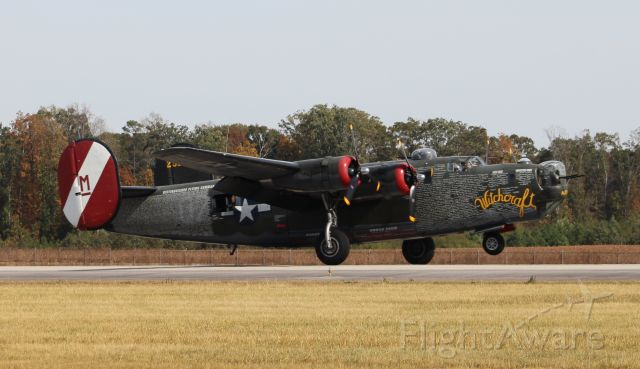 Consolidated B-24 Liberator (25-2534) - The Collings Foundation