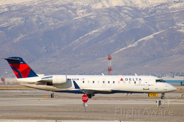Canadair Regional Jet CRJ-100 (N448SW)