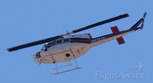 Bell VH-1 (N612TA) - Lone Pine, California.  August 29, 2019.