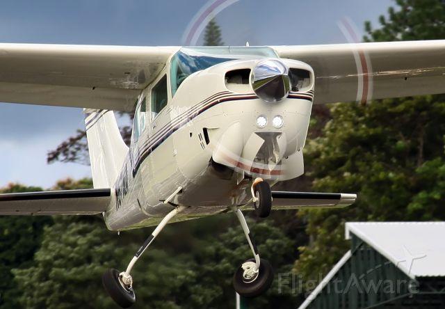 Cessna Centurion (N67NA) - SSHN - AIRPORT IGUARACU/BRAZIL