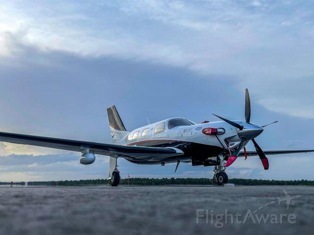 Piper Malibu Meridian (N665WR)
