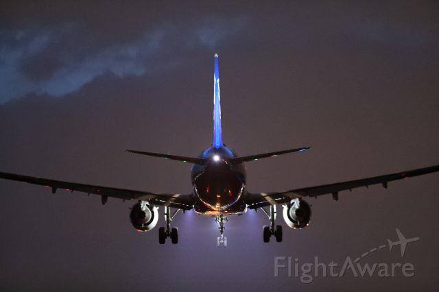 Airbus A321 (JA112A) - April 5th 2019:HND-HKD.