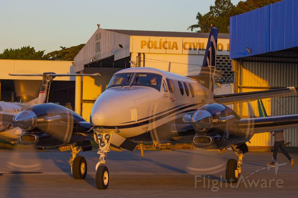 Beechcraft King Air 90 (PR-GSW)