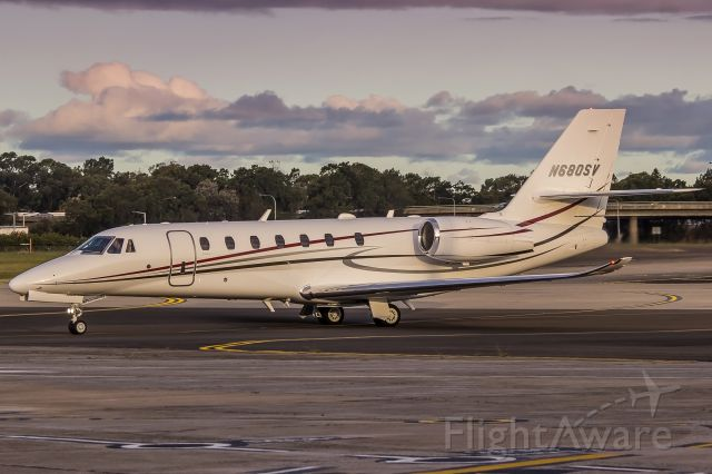 Cessna Citation Sovereign (N680SV)