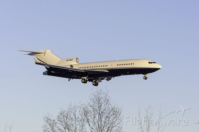 Boeing 727-100 (VP-BAP)