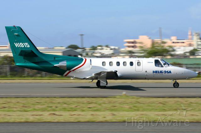 Cessna 551 Citation 2SP (HI915)