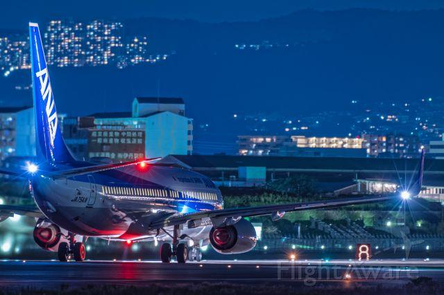 Boeing 737-800 (JA75AN)