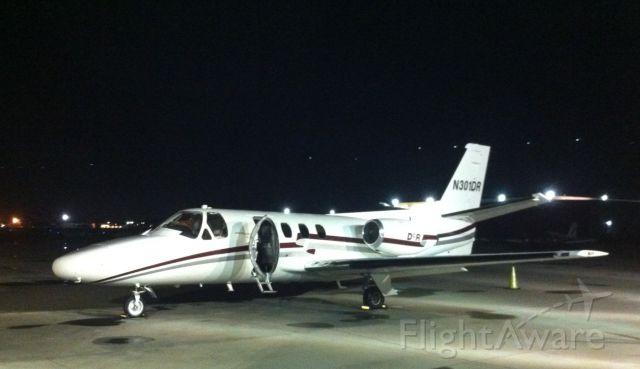 Cessna Citation 1SP (N301DR)