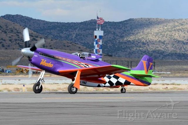 North American P-51 Mustang (N551VC) - 1944 F-51D