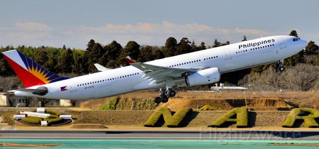 Airbus A330-300 (RP-C8782)