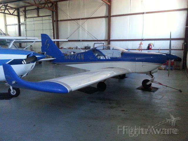 AERO (3) AT-4 (N4274W)