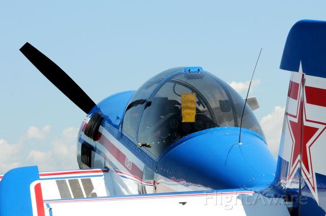 SUKHOI Su-29 (N54CP)