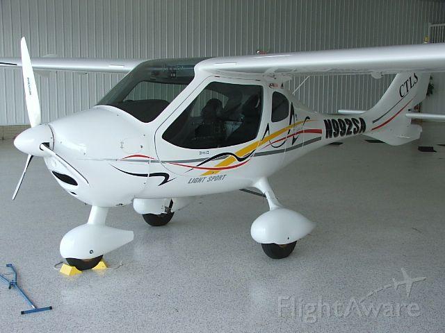 FLIGHT DESIGN CT (N992SA) - Flight Design CTLS
