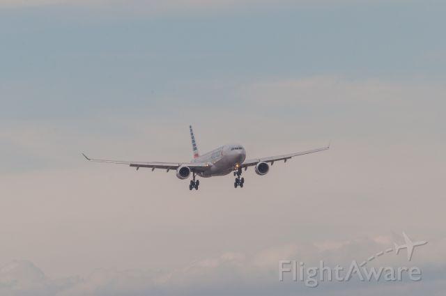 Airbus A330-300 (N270AY) - Charlotte/Douglas Airport Overlook