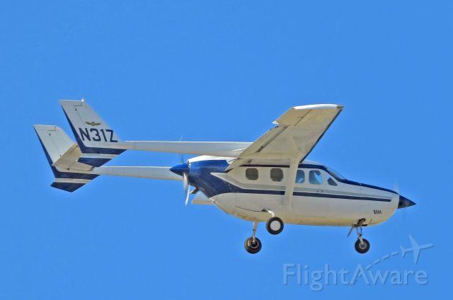 Cessna T337G Pressurized Skymaster (N31Z)