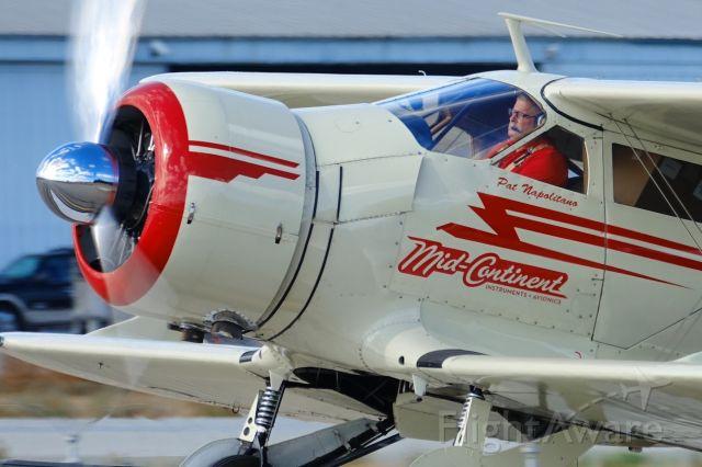 Beechcraft Staggerwing (NC79091)