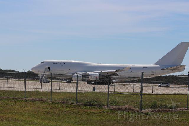 Boeing 747-200 (N344KD)